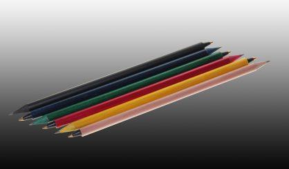 Duo – Kugelschreiber und Bleistift